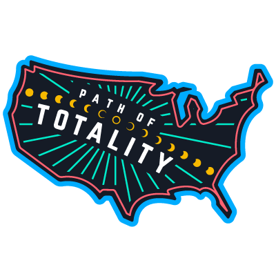 Path of Totality Badge